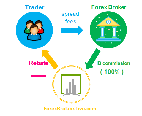 forex Rebates commission explanation